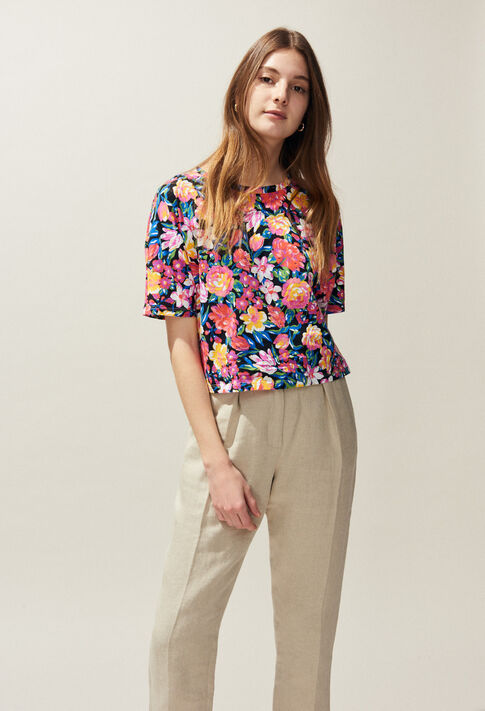 TALITHA : T-Shirts color Multico