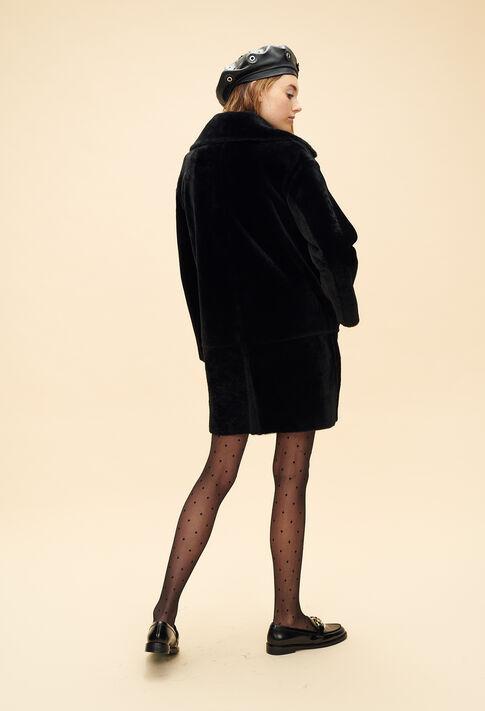 FANCY : Coats & Jackets color Black