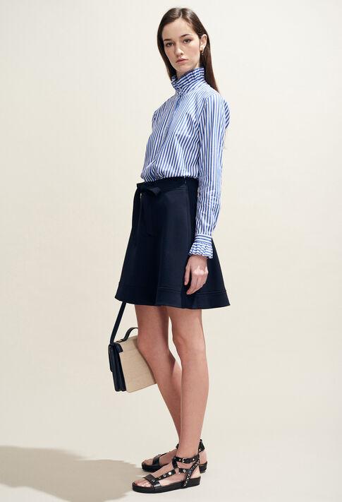 SEYA : Jupes et Shorts couleur Marine