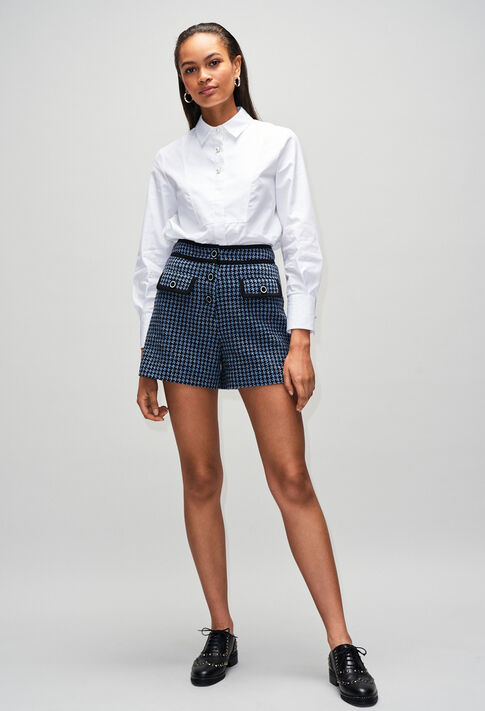 ELLIEH19 : Skirts & Shorts color DUAL-COLOR