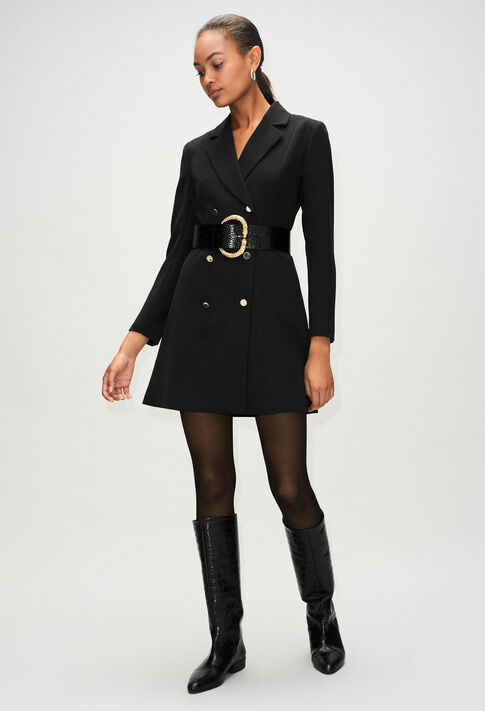 RESEAUH19 : Dresses color BLACK