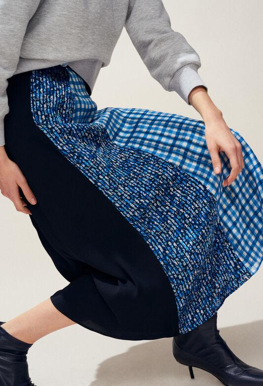 SWEDEN : Skirts & Shorts color Navy