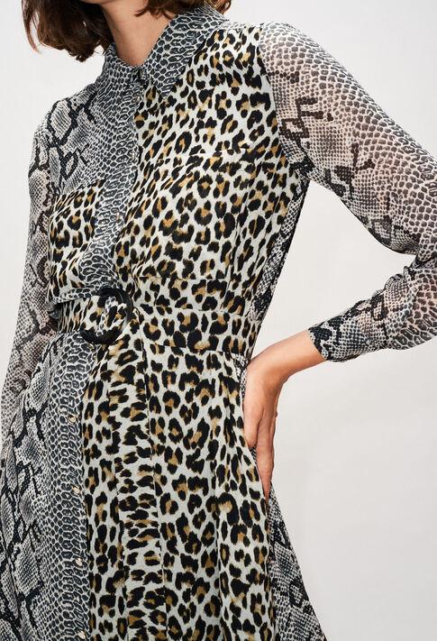 RIGOLEH19 : Dresses color PRINT