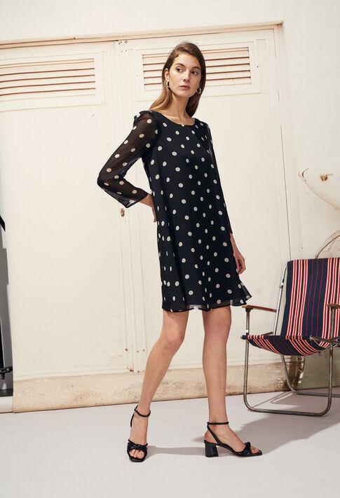RIFIFI POIS : Dresses color Black
