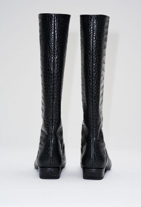 ANEMONEH19 : Shoes color BLACK
