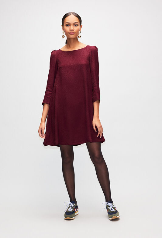 RIFIFIJACH19 : Robes couleur VELVET