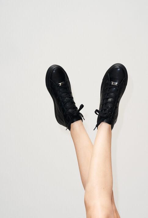 ARIAH19 : Chaussures couleur NOIR