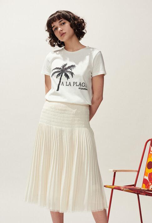 SAVANE : Skirts & Shorts color IVOIRE