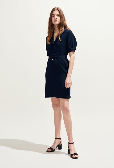 ROSEA BIS : Dresses color Navy