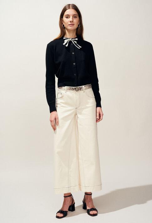 MARTHY : Maille & Sweatshirts couleur Noir