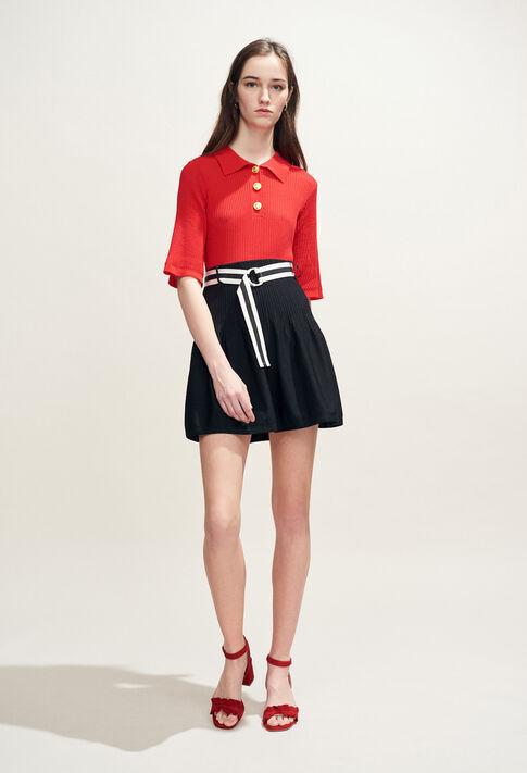 MONACO : Jupes et shorts couleur Noir