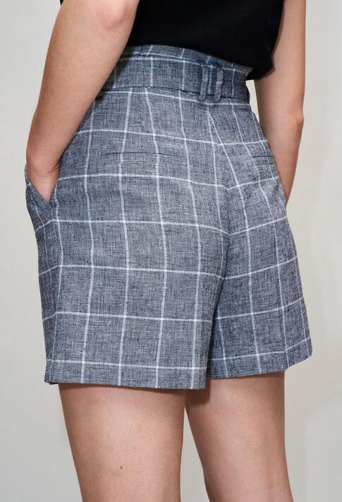 EDWARDBISH19 : Skirts & Shorts color GRIS MELANGE