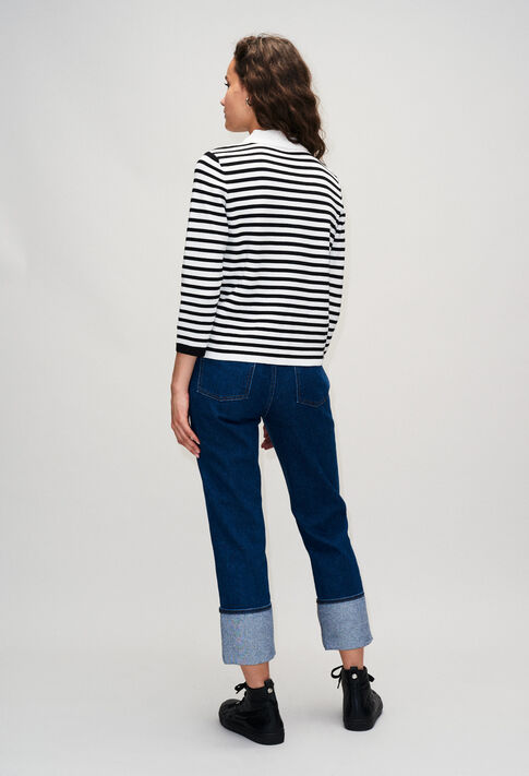 MYPOPYH19 : Knitwear & Cardigans color NAVY