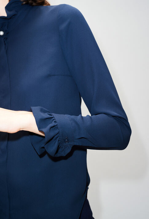 COLOMBEFLOUH19 : Tops & Shirts color NAVY