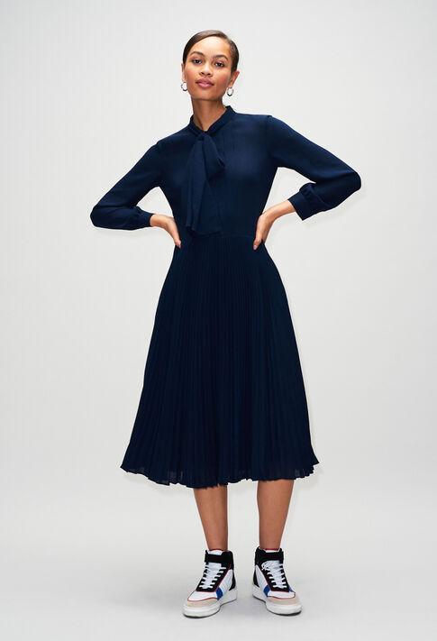 RAPSODIEH19 : Dresses color NAVY