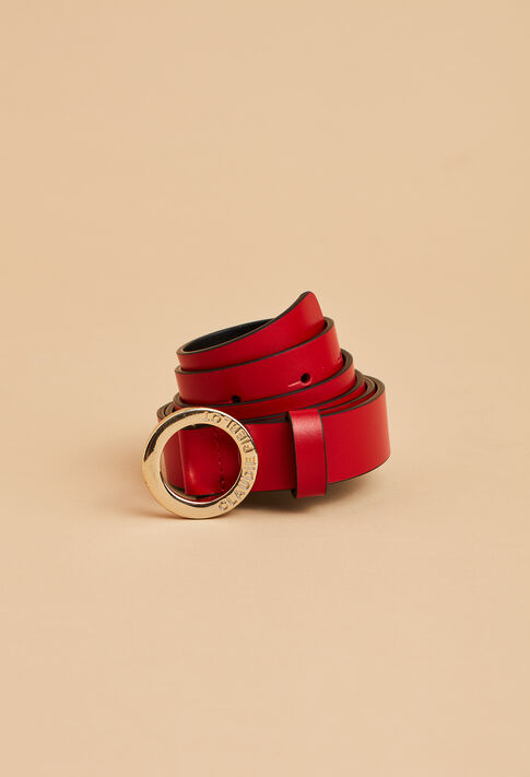 ALIGATO : Shoes & Accessories color ROUGE
