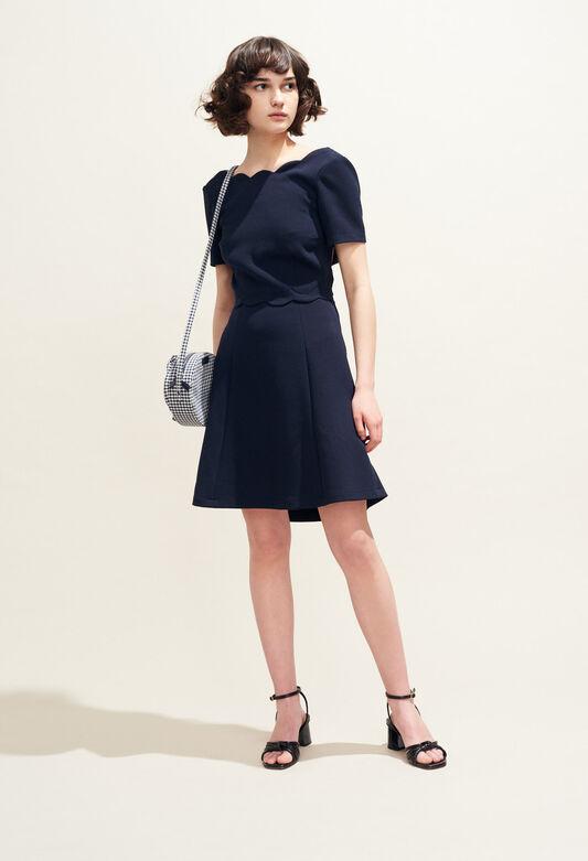 REMI : Dresses color Navy