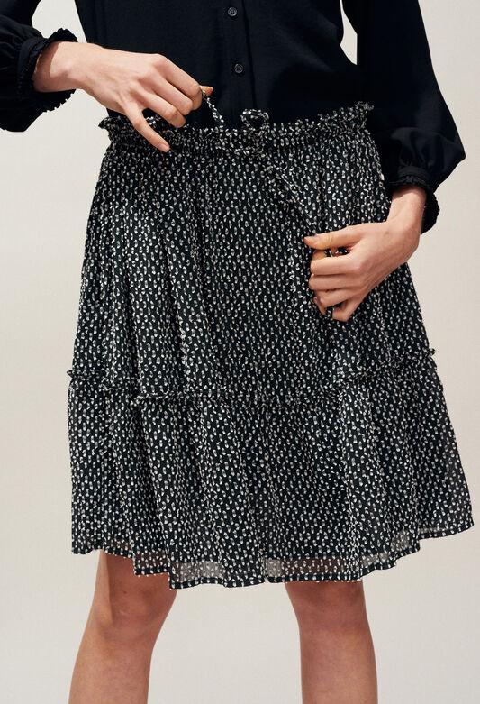 SHEHERAZADE : Skirts & Shorts color Black