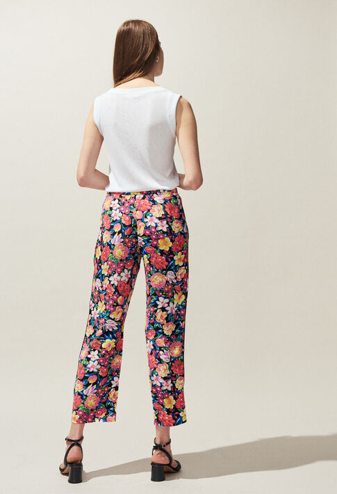 POLISSENA : Jeans & Pants color Multico