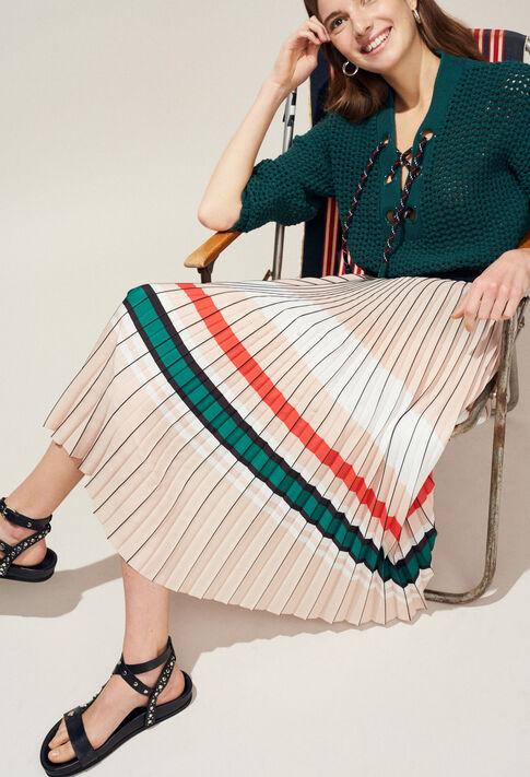 SISTER : Jupes et Shorts couleur VANILLE
