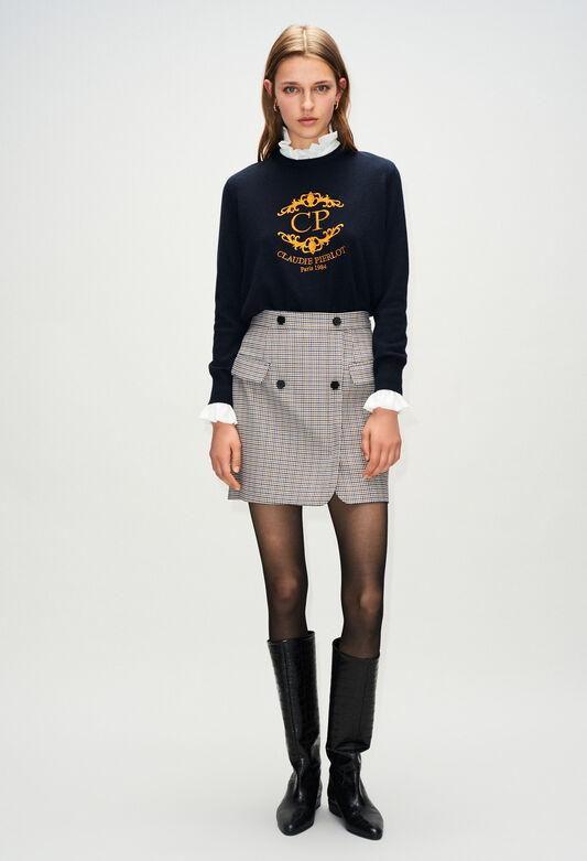 MAESTRIAH19 : Knitwear & Cardigans color NAVY
