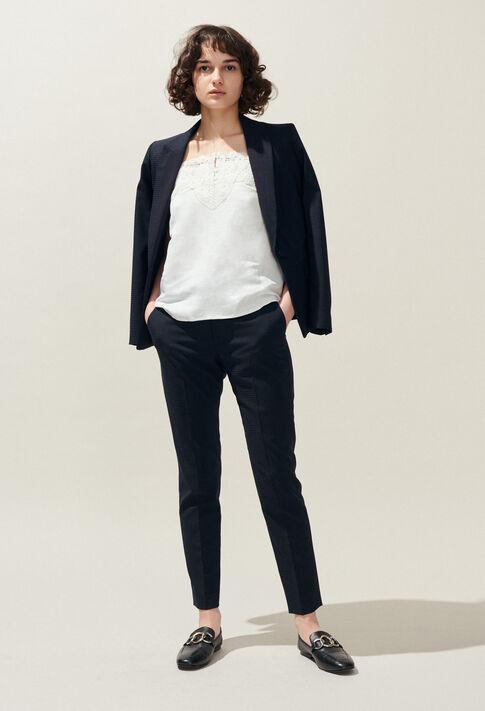 VANESSA : Manteaux et Blousons Nouvelle co couleur Marine