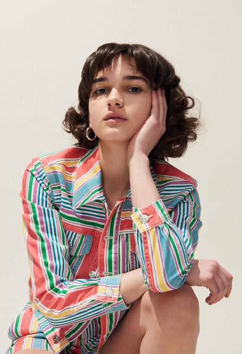 VACANCES : Coats & Jackets color MULTICO