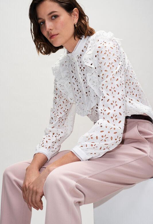 BICHEH19 : Tops & Shirts color ECRU