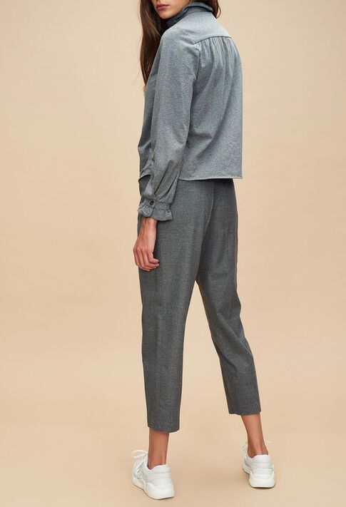TWENTY : Tops color Mottled Grey