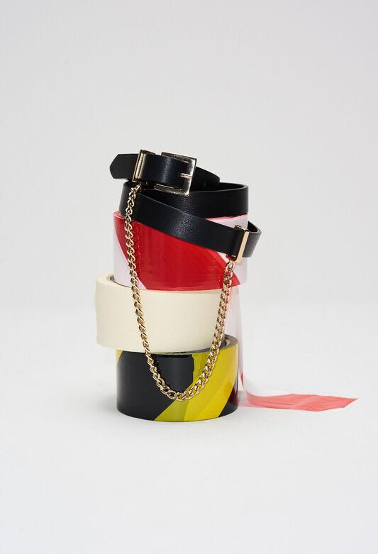 ACHAINEH19 : Belts color BLACK