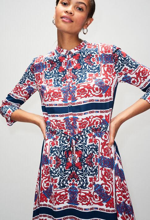 ROMEAH19 : Dresses color PRINT