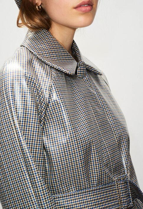 GRIGIOH19 : Manteaux et Blousons couleur MULTICO
