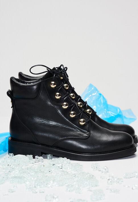 ARAMISSTUDSH19 : Shoes color BLACK