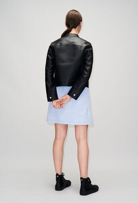 COSMOH19 : Manteaux et Blousons couleur NOIR