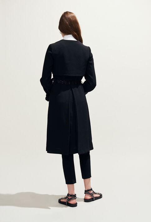GRACIEUX : Coats & Jackets couleur Noir