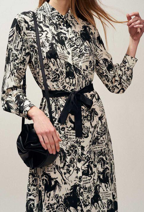 RIVERA : Dresses color Multico