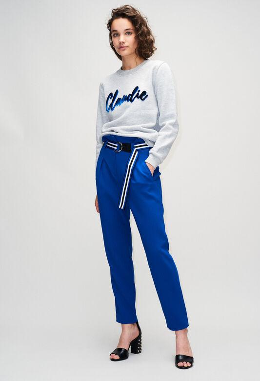PAONH19 : Jeans & Pants color BLEU ROI