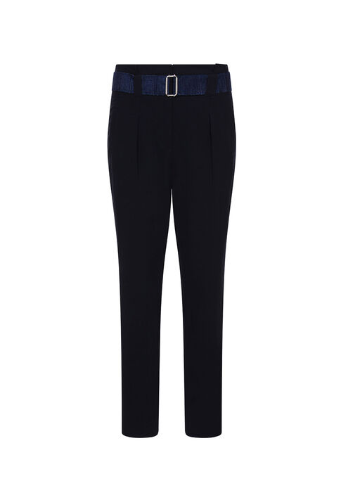 PABLOTA : Jeans & Pants color Navy