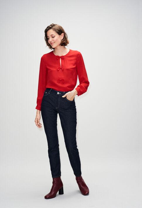 BALADINEH19 : Tops & Shirts color COQUELICOT