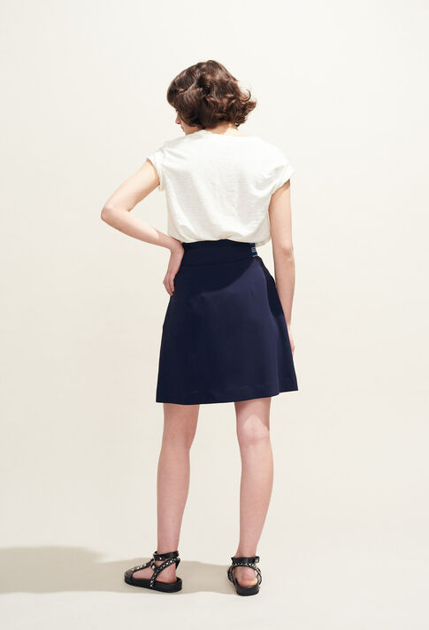 SALVIA : Skirts & Shorts color Ultramarine