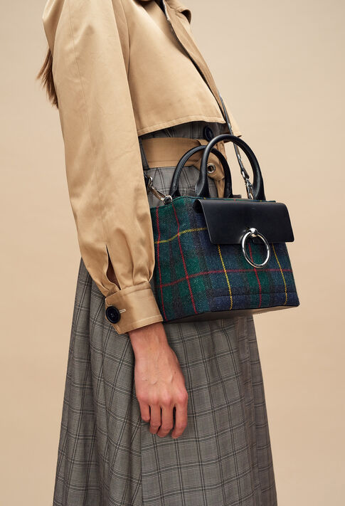 ANOUCK SMALL SCOTTISH : Shoes & Accessories color Green