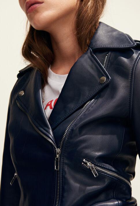 CLASSIC : Manteaux et Blousons couleur Marine