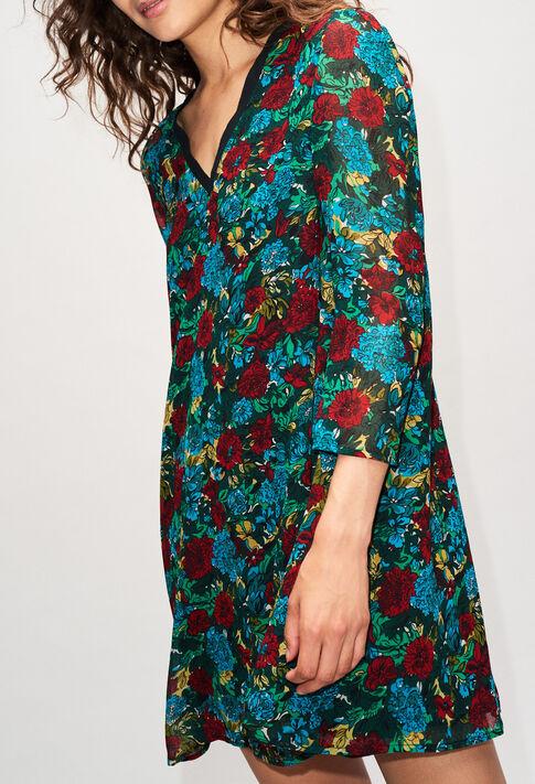 REGINAH19 : Dresses color PRINT