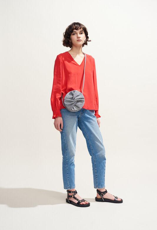 BRETZEL : Tops et Chemises couleur MARINE