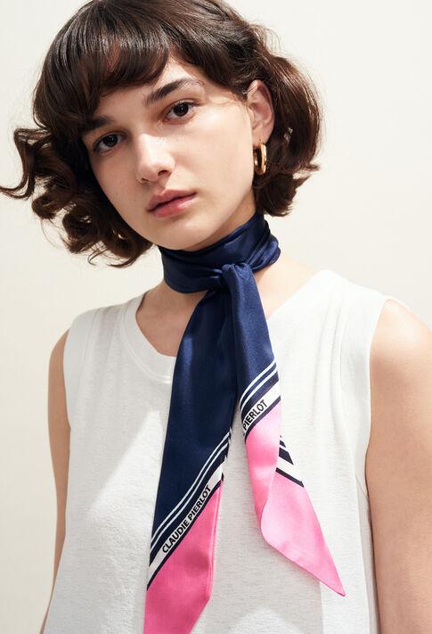 ARIS : Foulards & Écharpes couleur MARINE